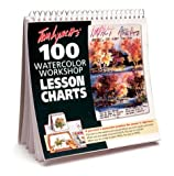 100 Watercolor Workshop Lesson Charts (1929834217) by Tom Lynch