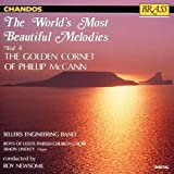 The World's Most Beautiful Melodies, Vol. 4 - The Golden Cornet of Phillip McCann (Chandos)
