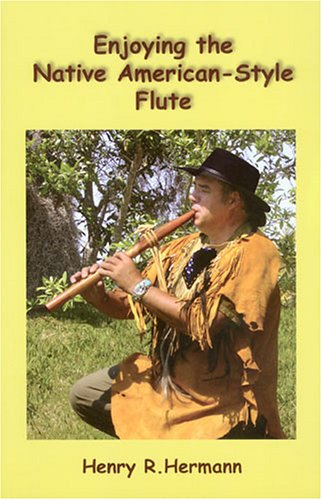 Enjoying the Native American-Style Flute