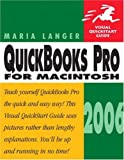 img - for QuickBooks Pro 2006 for Macintosh book / textbook / text book