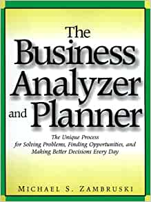 Amazon.com: The Business Analyzer and Planner: The Unique