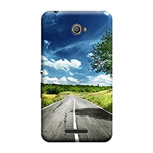 Ebby Premium Printed Mobile Back Case Cover With Full protection For Sony Xperia E4 (Designer Case)