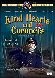 Kind Hearts and Coronets (Full Screen/B&W)