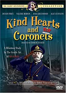 Kind Hearts and Coronets (Full Screen/B&W)