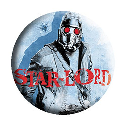 Guardians of the Galaxy - Star Lord - Marvel Comics - Pinback Button 1.25""