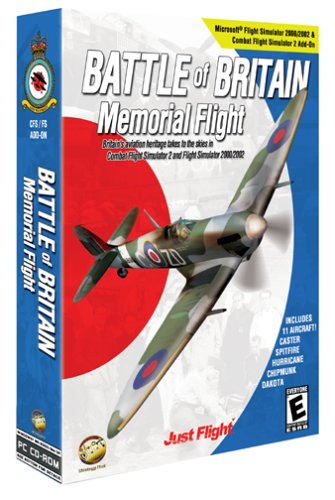 Battle of Britain: Microsoft Flight Simulator/Combat Simulator Add-On