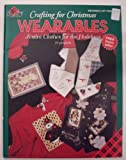 Crafting for Christmas Wearables (Craft Book)