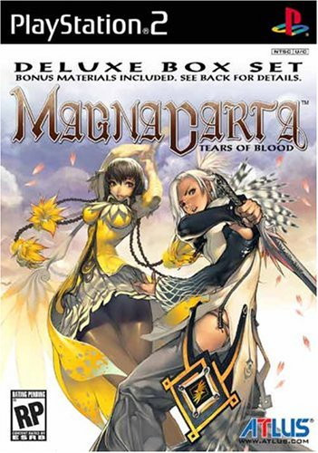 Magna Carta: Tears of Blood - Deluxe Box Set - PlayStation 2 (Magna Carta 2 compare prices)