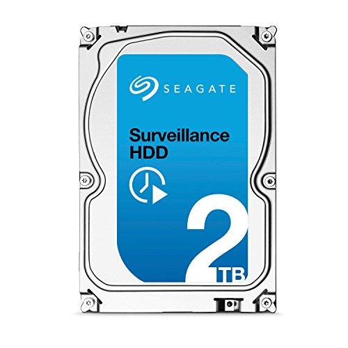 Seagate Surveillance HDD (ST2000VX003) 2TB