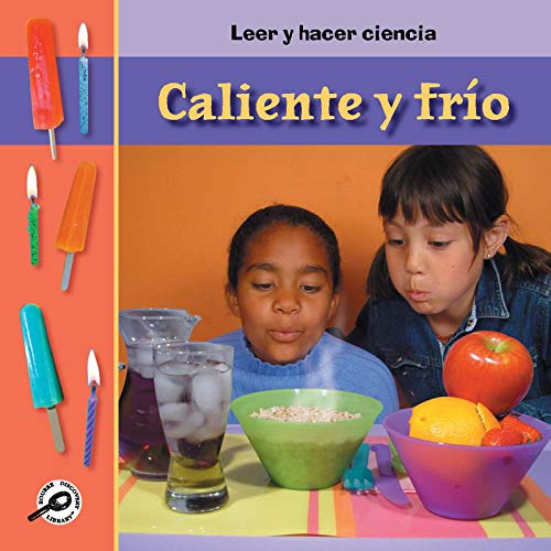 ¿Caliente o frio? Hot or Cold? (Read And Do Science) [Lilly, Melinda] (Tapa Blanda)