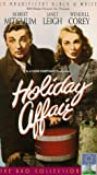 Holiday Affair [VHS]