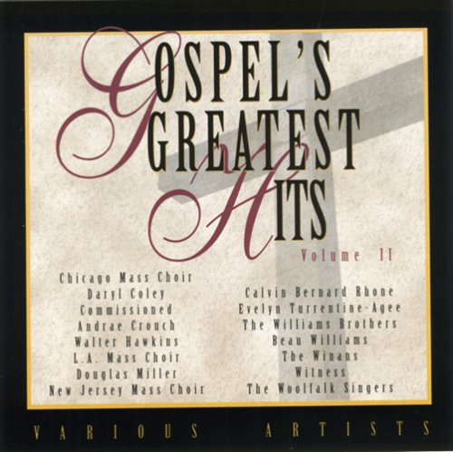 Gospel's Greatest Hits 2, Various Artists