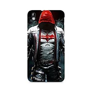 Ebby Redhood Equipment Premium Printed Case For HTC Desire 816