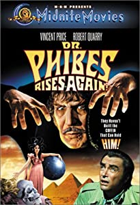 Dr. Phibes Rises Again (Widescreen)