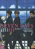 echange, troc Takarai Rihito, Tachibana Venio - Seven days T01