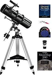Orion SpaceProbe 130ST EQ Telescope & Beginner Barlow Kit