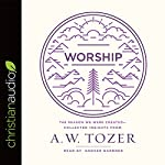 Worship: The Reason We Were Created - Collected Insights from A. W. Tozer   A. W. Tozer