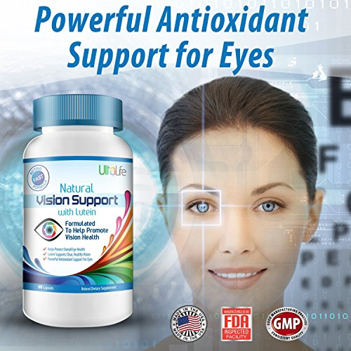 1 Best Vitamins For Eyes Natural Vision Support W