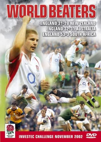 World Beaters - England's Triple Victories [DVD]