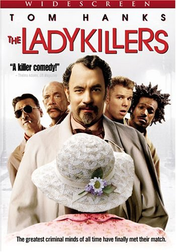 Cover art for  The Ladykillers (Widescreen Edition)