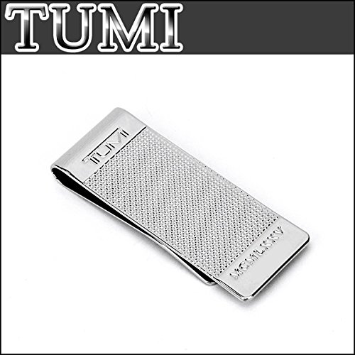 (トゥミ) TUMI Delta バリスティック・エッジ 18602 小物 シルバーマネークリップ メタル[並行輸入品]