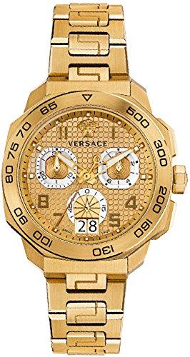 Versace Dylos Chrono VQC04 0015 Mens Watch