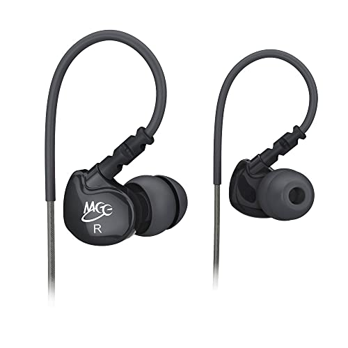 MEElectronics Sport-Fi M6 Noise-Isolating In-Ear Headphones with Memory Wire