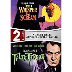 From a Whisper to a Scream / Tales of Terror - 2 DVD Set (Amazon.com Exclusive)