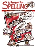img - for A Reason For Spelling: Student Workbook Level E book / textbook / text book