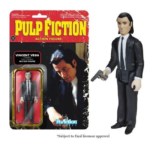 Funko Pulp Fiction Series 1 - Vincent Vega ReAction Figure