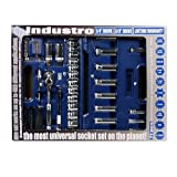 Industro Universal 71-Piece Socket Set