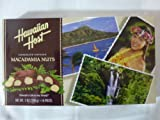 Hawaiian Host The Original chocolate Covered MACADAMIA NUTS BOX 7 OZ (198 g)