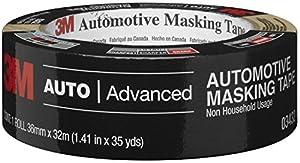 3M 03432 36 mm x 32 m Automotive Masking Tape