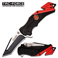Tac Force TF-640FD Folding Knife, 4.5-Inch Closed from Tac Force