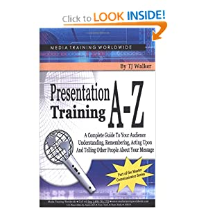 Presentation Training A-Z TJ Walker