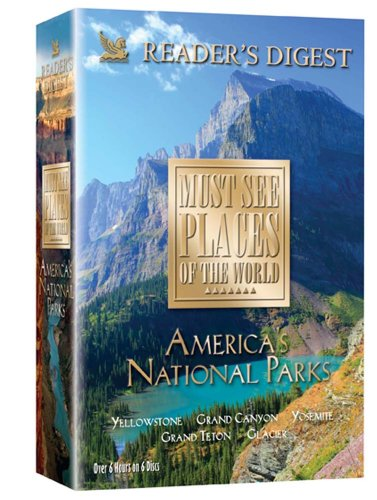 Must See Places in the World: America's National Parks (Must See Places Of The World Dvd compare prices)