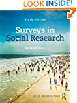 Surveys In Social Research