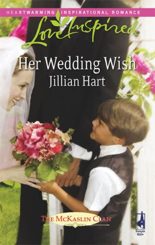 Image of Her Wedding Wish (The McKaslin Clan, Book 16) (Love Inspired #447)