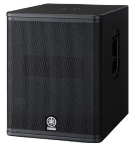 Yamaha Dxs15 Powered Speaker Cabinet
