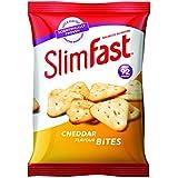 Slim Fast Cheddar Bites Snack Bag 22g--Pack of 12