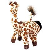 Giraffe Hape Hand Glove Puppet Giraffe Multi Color