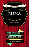 Image of Emma: By Jane Austen  & Illustrated (An Audiobook Free!)