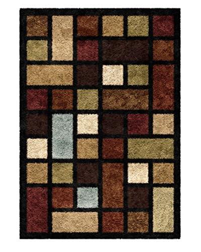 Carolina Weavers Color Grid Rug
