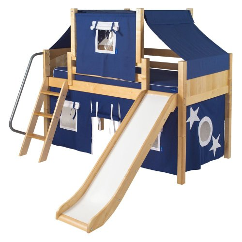Boys Tent Bed front-42953