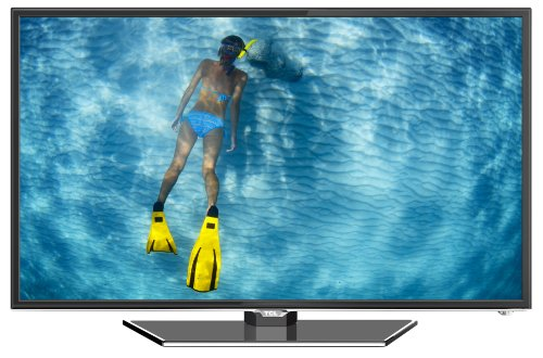TCL L32S4603 81 cm (32 Zoll) LED-Backlight-Fernseher (HD ready, 100Hz CMI, DVB-C/T, 2x HDMI, CI+, 2x USB 2.0, Glasfuß, Hotelmodus) schwarz