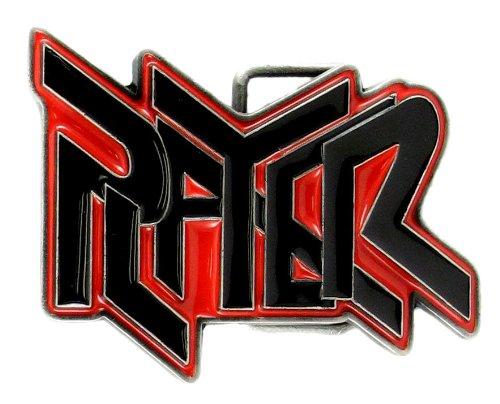 Graffiti Expressions Belt Buckle - Player