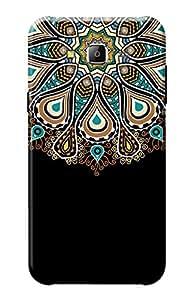 Samsung Galaxy J7 Cover Kanvas Cases Premium Quality Designer 3D Printed Lightweight Slim Matte Finish Hard Back Case for Samsung Galaxy J7