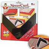 Nevercurl Instantly Stops Rug Corner Curling Safe For