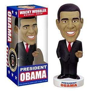 オバマ大統領フィギュア