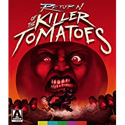 Return of the Killer Tomatoes [Blu-ray]
